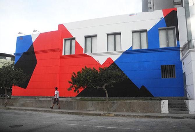 Ufficio Erasmus Architettura Genova : Artista: elian chali larte dei graffiti moderni osso magazine