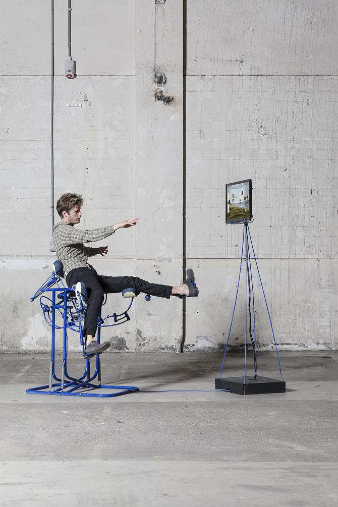 bionic chair the segregation of joy www
